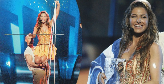 Παπαρίζου Helena Paparizou My Number One Eurovision 2005
